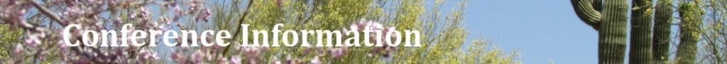 botanical conference banner